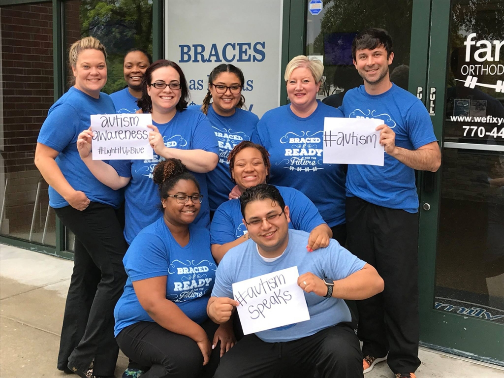 Orthodontics team is ready to serve you